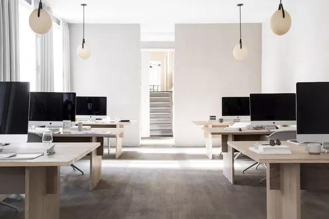 宏钰堂办公装修专家分享好的办公空间设计理念