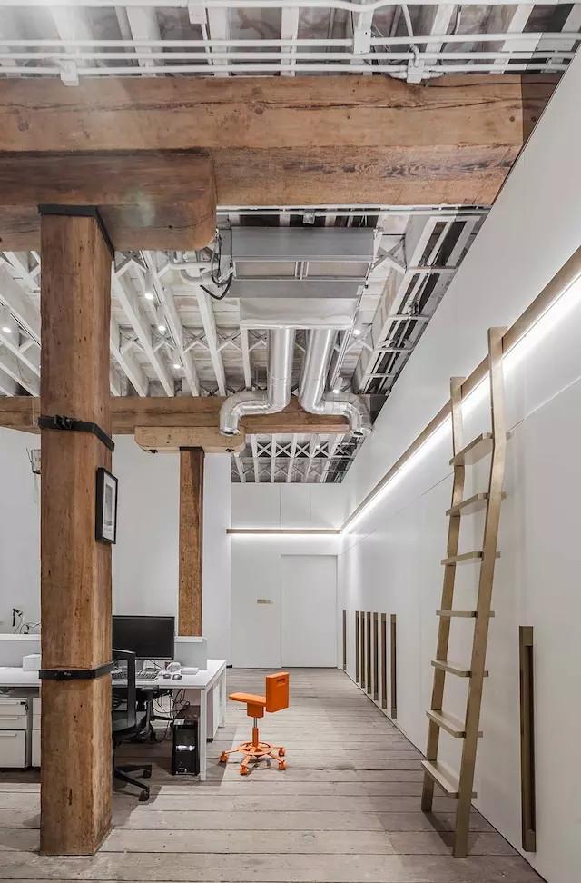 上海建筑设计工作室办公室装修设计图