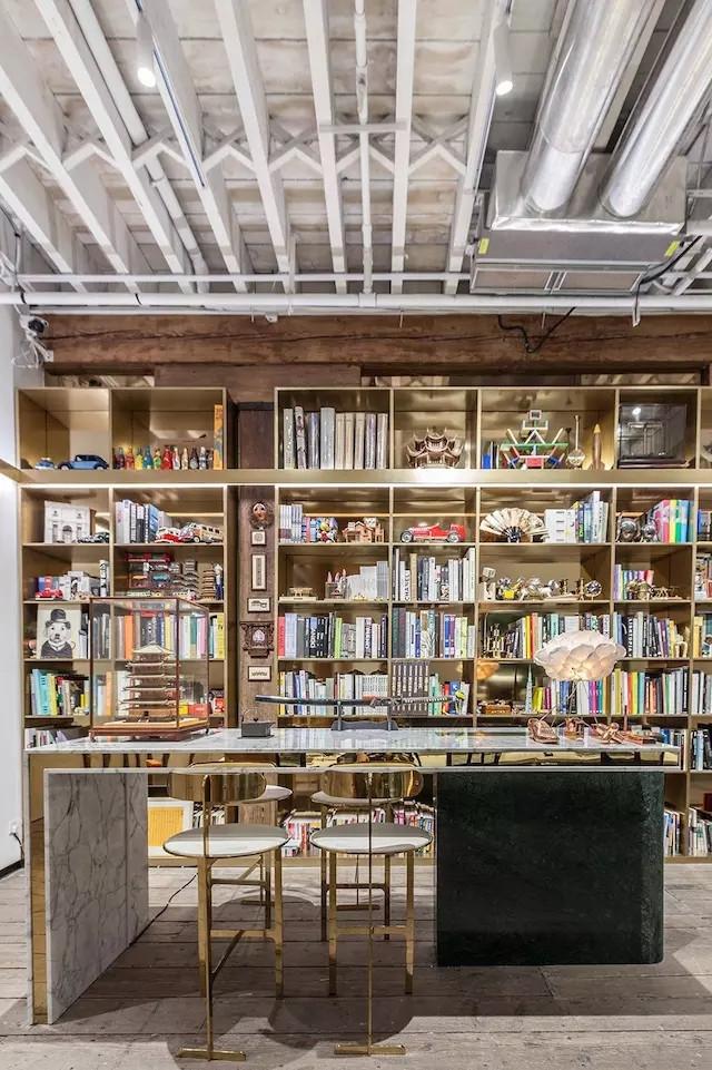老仓库变身办公室   设计工作室办公室装修改造方案赏析
