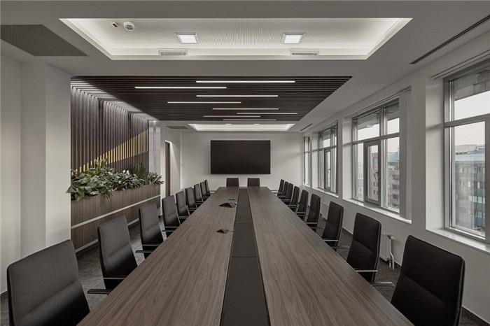 会计事务所大会议室装修设计图