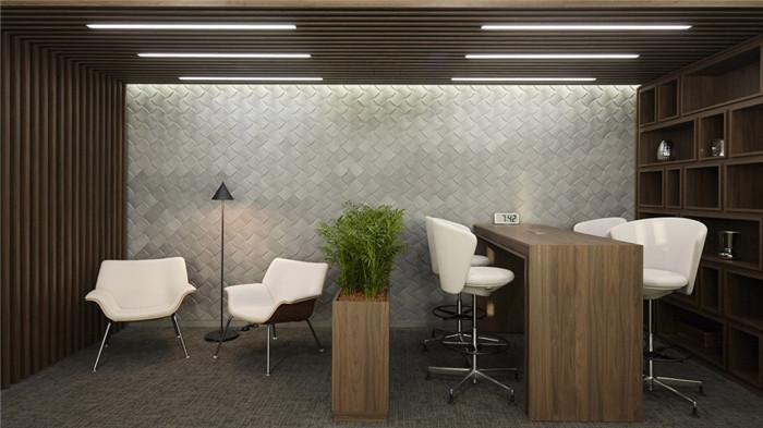 高效通透的EY安永会计师事务所办公室改造装修设计案例