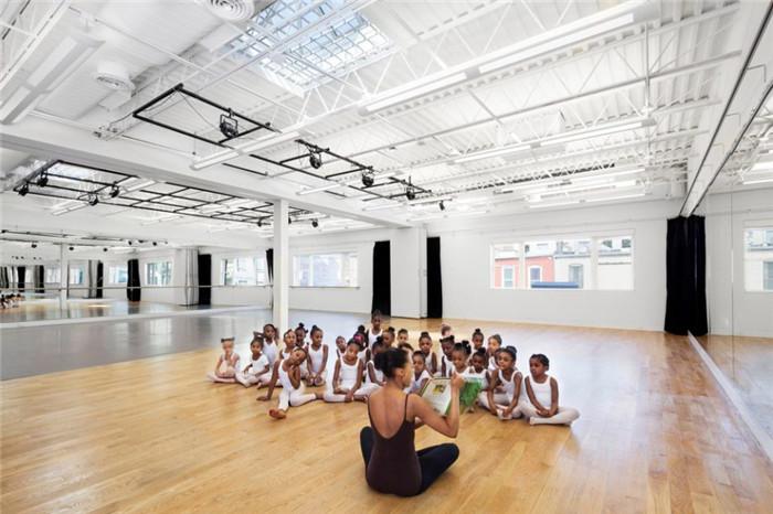 舞蹈教室装修设计方案