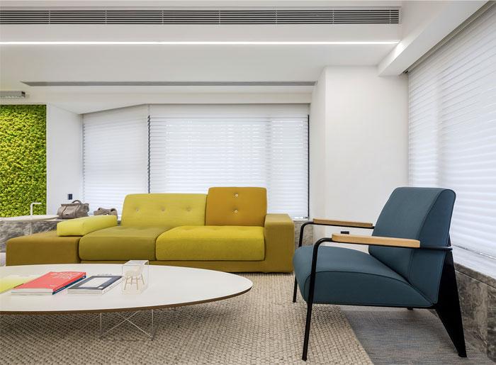 设计公司办公室家具软装配饰设计方案