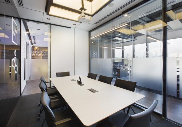 小型会议室设计装修案例