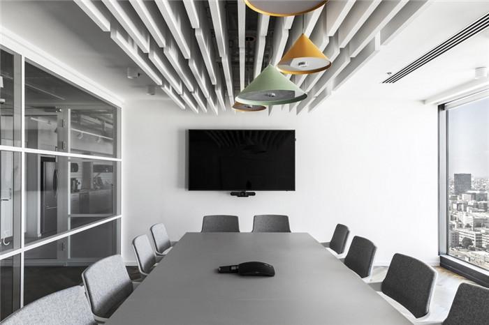 科技公司办公室会议室装修设计方案