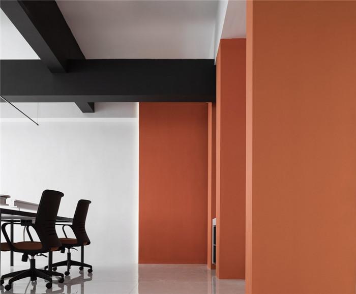 极致简约的200平阿里巴巴分公司办公室装修设计方案