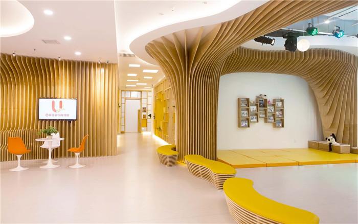 儿童艺术培训学校表演大厅装修设计方案