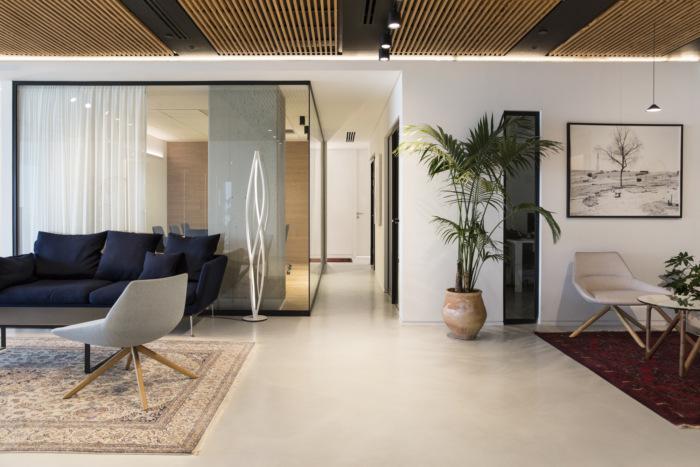 国外律师事务所办公室接待区设计方案