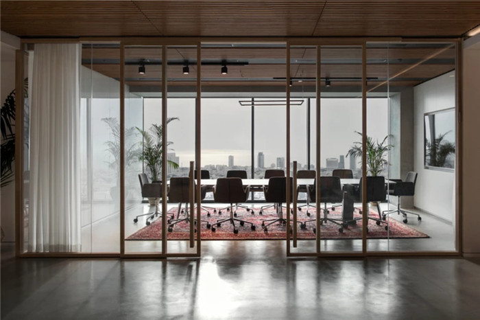 国外律师事务所会议室装修设计图