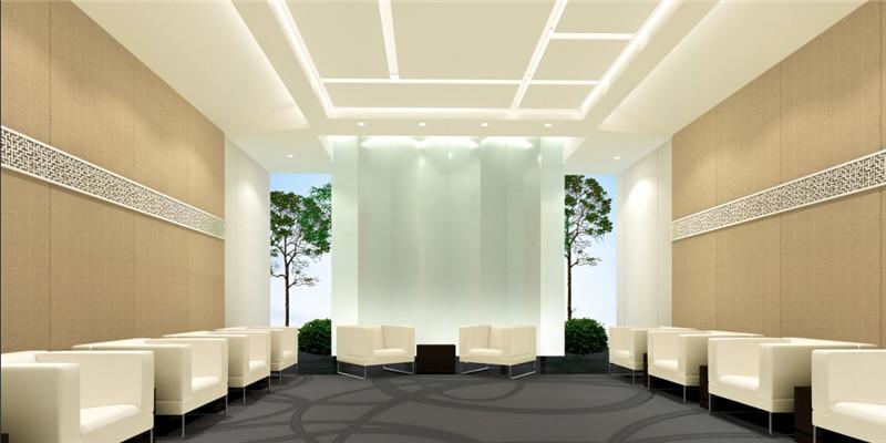 辦公室接待室裝修設計的注意事項